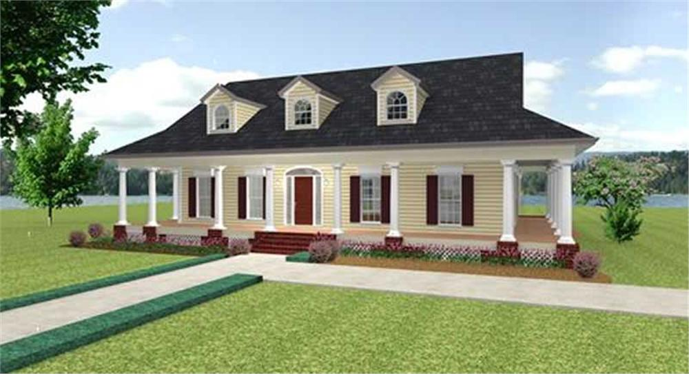 home design central blog traditional house plans | home design