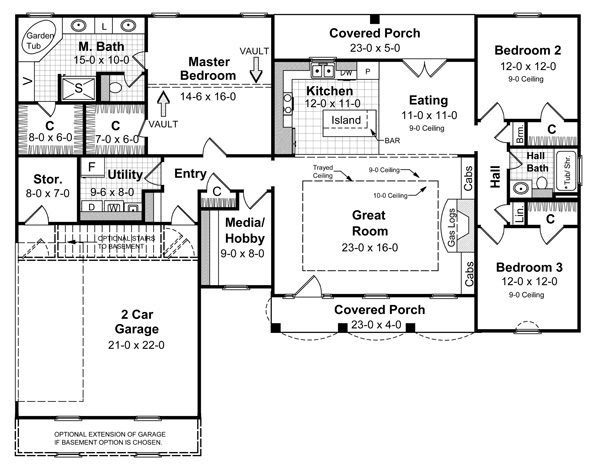 new house plan hdc-1752-1 is an easy-to-build, affordable 3 bed 2