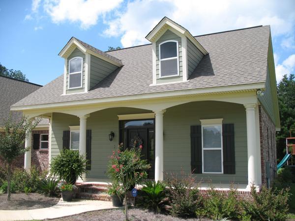 home front porch plans